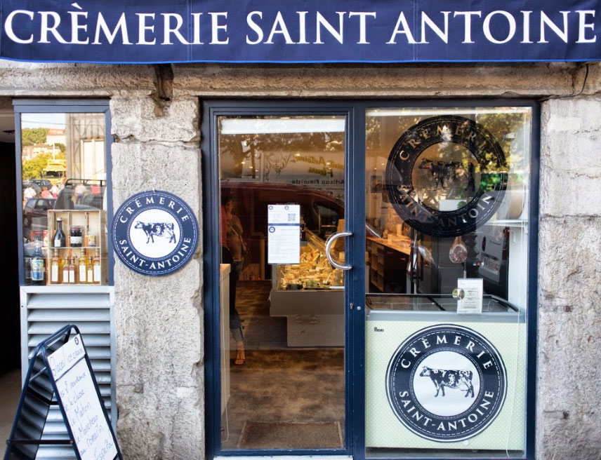 Crémerie Saint Antoine