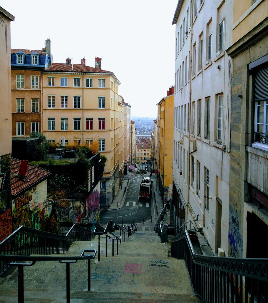 Things to do in Lyon: Croix-Rousse
