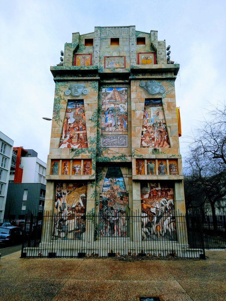 Secret mural Lyon