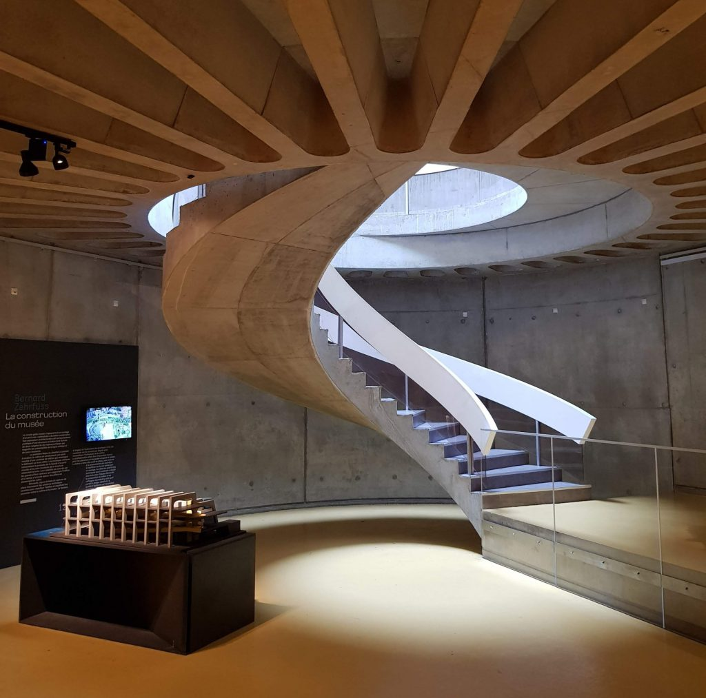 Museum in Lyon